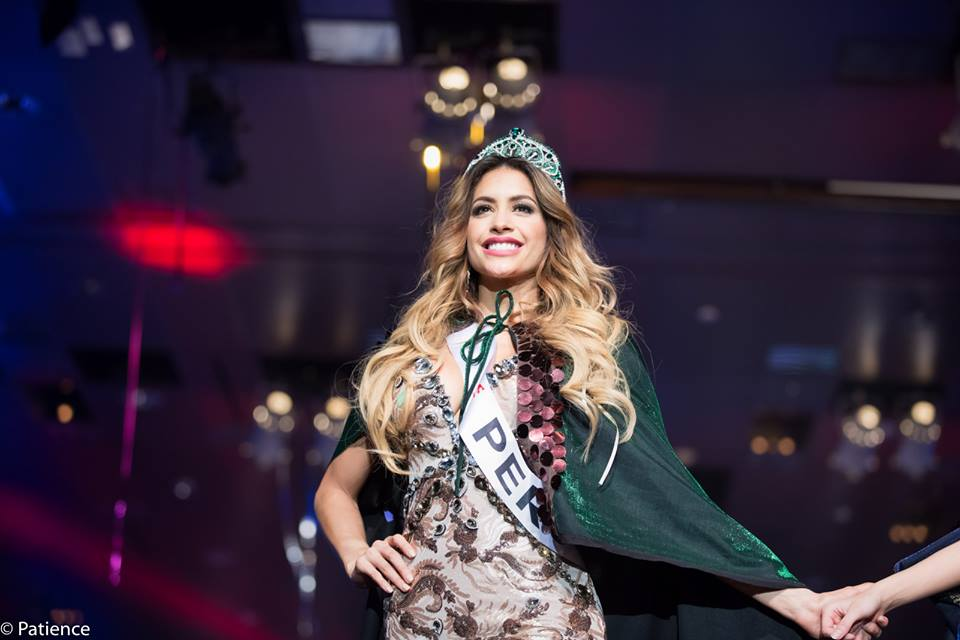 milett figueroa, miss supertalent of the world 2016. - Página 3 Maiktwye
