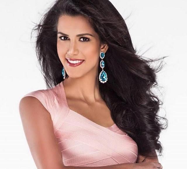 ana cristina diaz, miss venezuela reinado internacional cafe 2017.  Un2rxrko