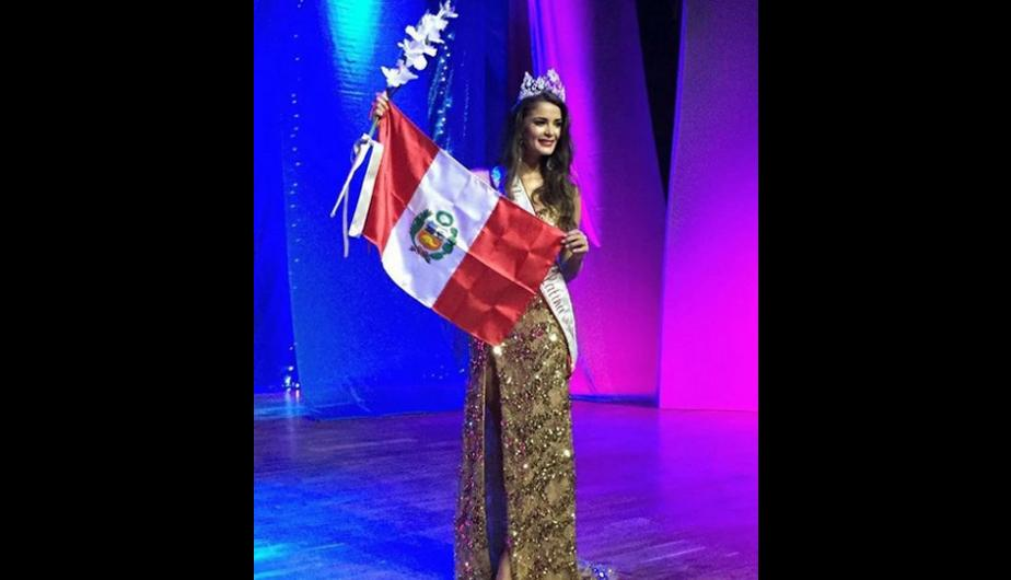laura spoya, miss america latina mundo 2016. Vnlj9qdk
