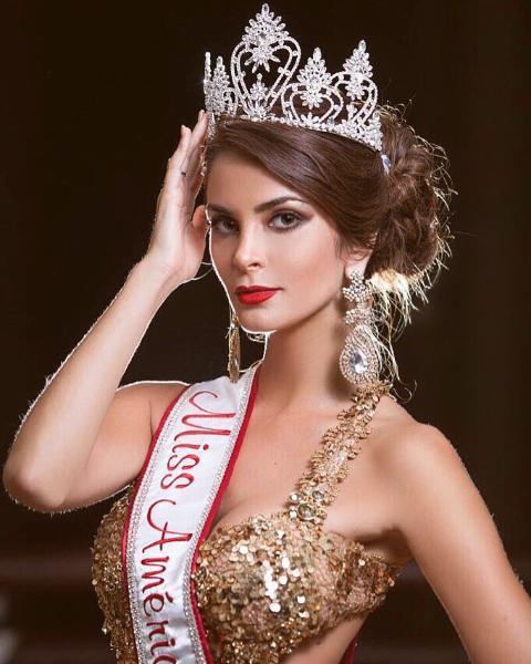 laura spoya, miss america latina mundo 2016. Wgaw5geu
