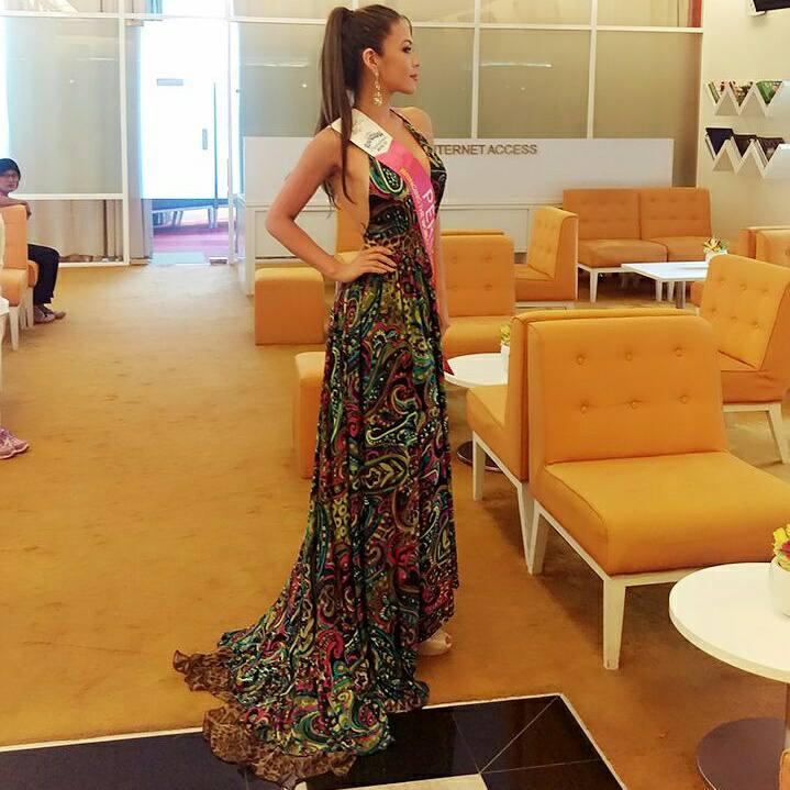katherine giuliana barros mantilla, miss peru turismo internacional 2016. - Página 2 Ywezpvx8