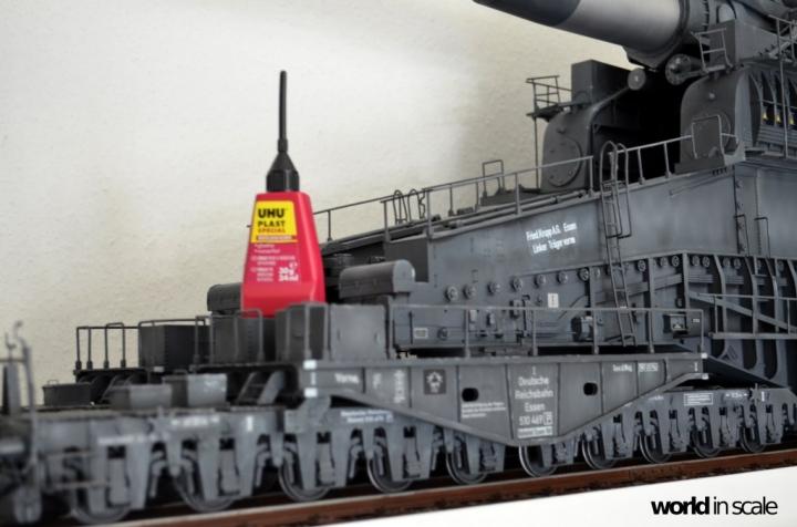 "Eisenbahngeschütz ""DORA"" – 1/35 by Soar Art Workshop - ""RELOADED"" Evaf33dp"
