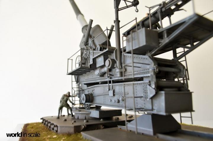 35,5cm Haubitze M1 - 1/35 by Soar Art Workshop + Schatton Irlldhcw
