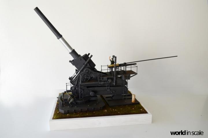 35,5cm Haubitze M1 - 1/35 by Soar Art Workshop + Schatton Pthuh3t5