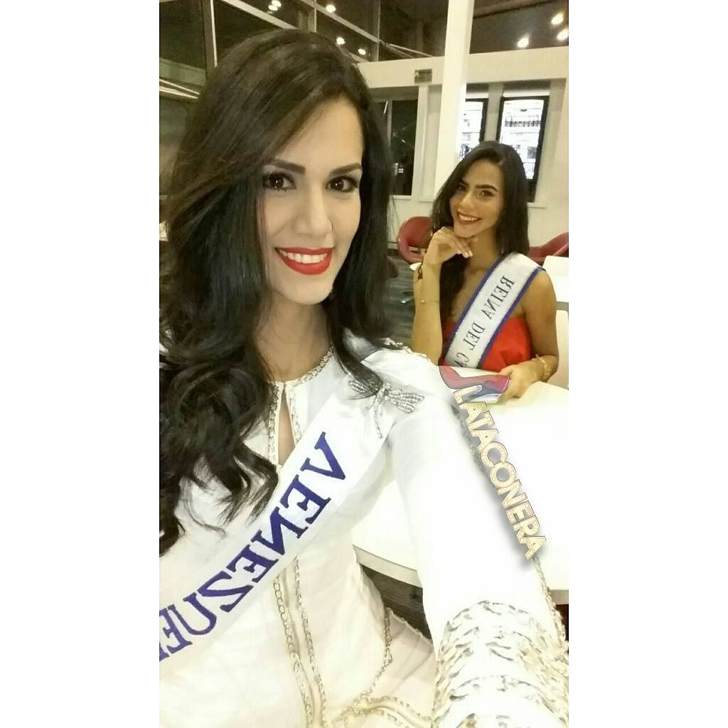 ana cristina diaz, miss venezuela reinado internacional cafe 2017.  8ojeznxs