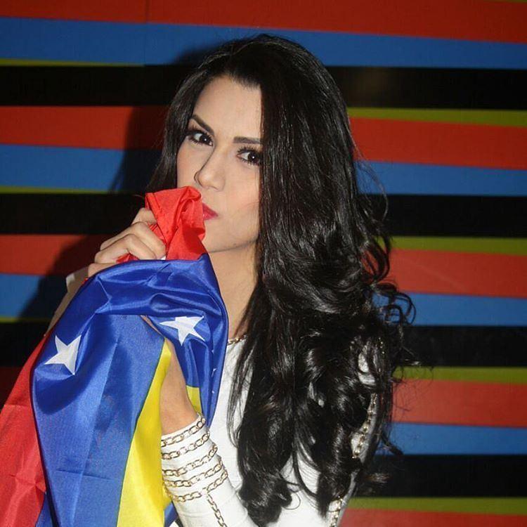 ana cristina diaz, miss venezuela reinado internacional cafe 2017.  Spsafw7u