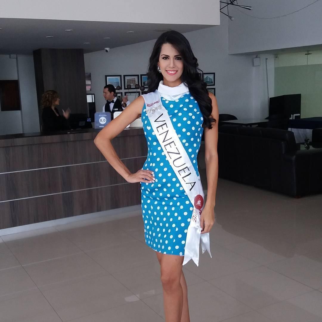 ana cristina diaz, miss venezuela reinado internacional cafe 2017.  5pvsi883