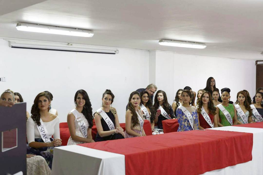 ana cristina diaz, miss venezuela reinado internacional cafe 2017.  98td94aa