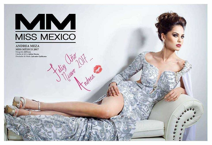 andrea meza, mexicana universal chihuahua 2020/1st runner-up de miss world 2017. - Página 2 J4a4hzsk