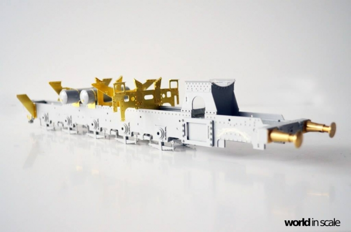 Lokomotive Baureihe BR52 - 1/35 by Trumpeter, CMK, Voyager 3xep4iut