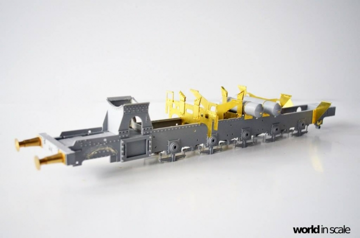 Lokomotive Baureihe BR52 - 1/35 by Trumpeter, CMK, Voyager 8sxvqqre