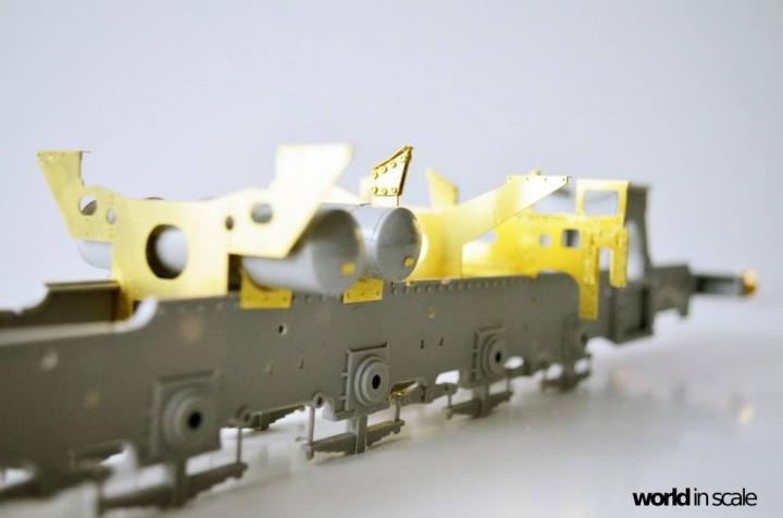 Lokomotive Baureihe BR52 - 1/35 by Trumpeter, CMK, Voyager Gtxq5s5b