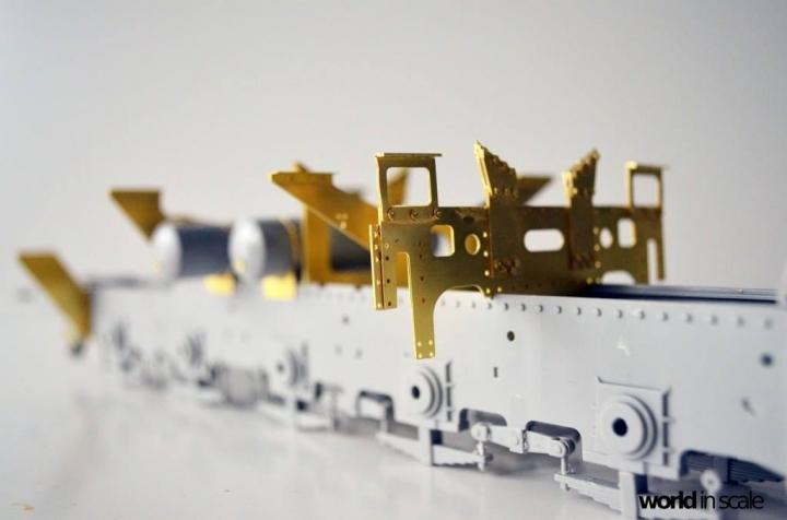 Lokomotive Baureihe BR52 - 1/35 by Trumpeter, CMK, Voyager Jn6kxdvw