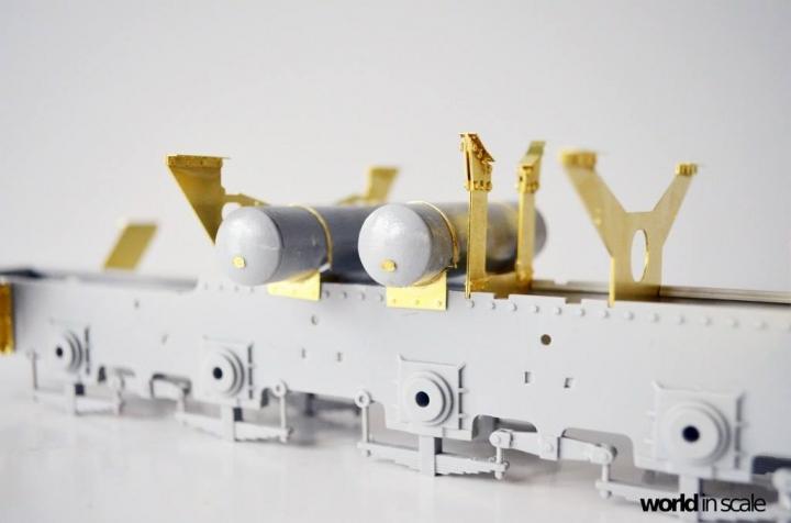 Lokomotive Baureihe BR52 - 1/35 by Trumpeter, CMK, Voyager Jnkf93oi