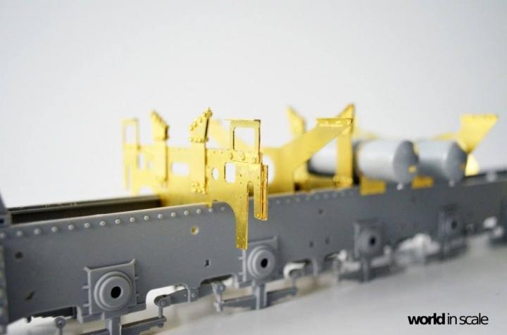 Lokomotive Baureihe BR52 - 1/35 by Trumpeter, CMK, Voyager N37v9t23