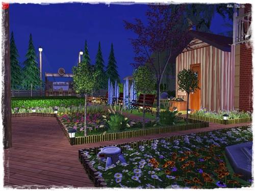 Sims Park Azlqpeqs