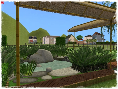 Sims Park E54qw8q5