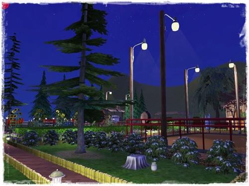 Sims Park H3t37bg7