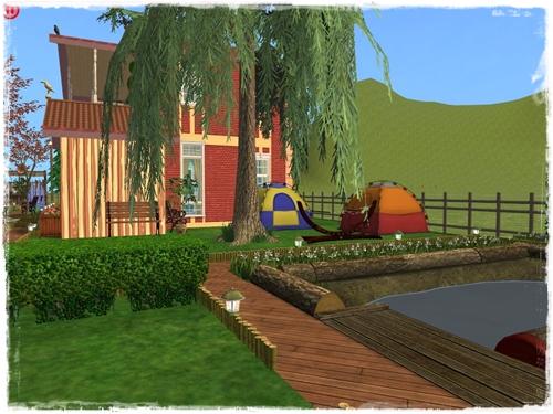 Sims Park Hkm9j67h