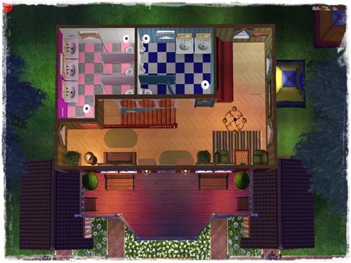 Sims Park Hzlooowj