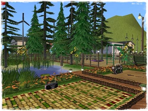 Sims Park Kyjfor5u