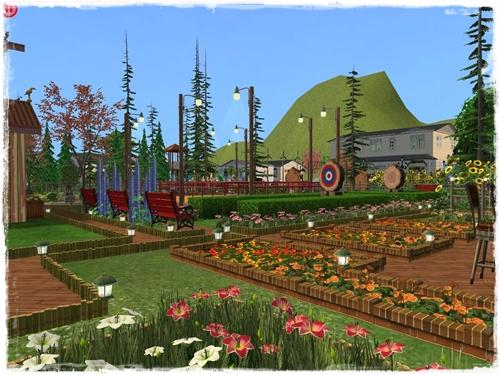Sims Park Lqxnpcoc