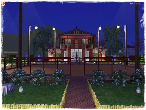 Sims Park Tjr8jamq