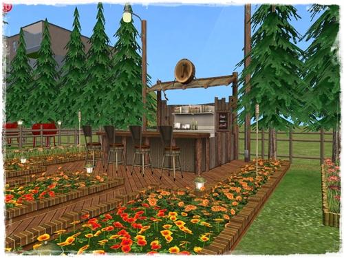 Sims Park Zodnxtcm