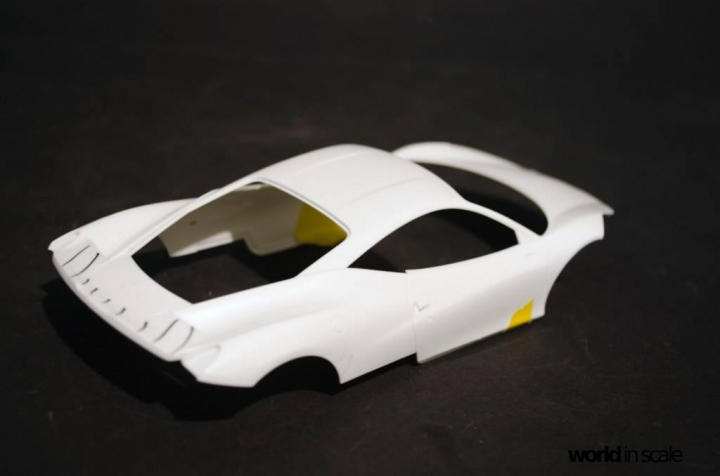 """FERRARI 458 """"LIBERTY WALK"""" (LB PERFORMANCE) -  1/24 by Fujimi, Hobby Design 53l66ihx"""