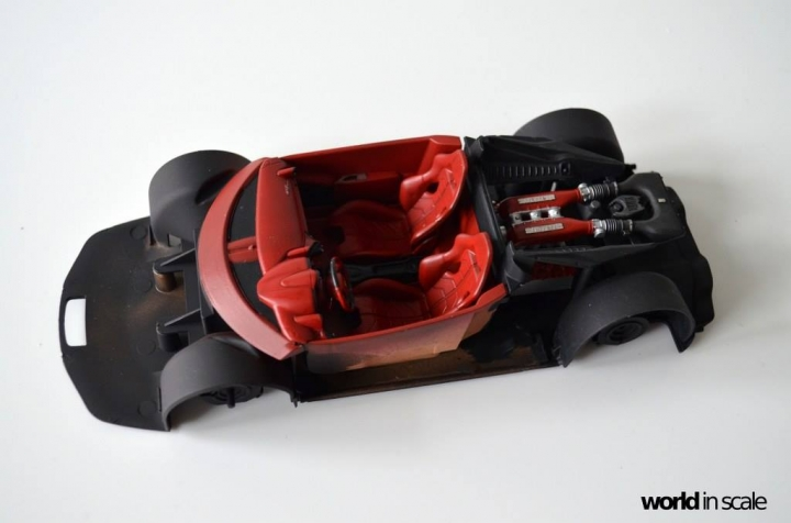 "FERRARI 458 ""LIBERTY WALK"" (LB PERFORMANCE) -  1/24 by Fujimi, Hobby Design Tgxjxbta"