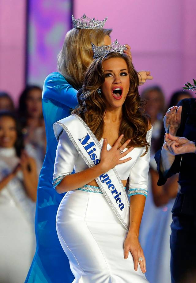 betty cantrell, miss america 2016. Uoaknack