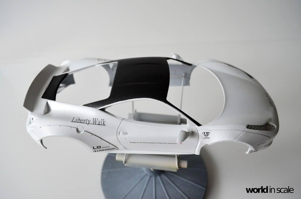 "FERRARI 458 ""LIBERTY WALK"" (LB PERFORMANCE) -  1/24 by Fujimi, Hobby Design Lw37cv5d"