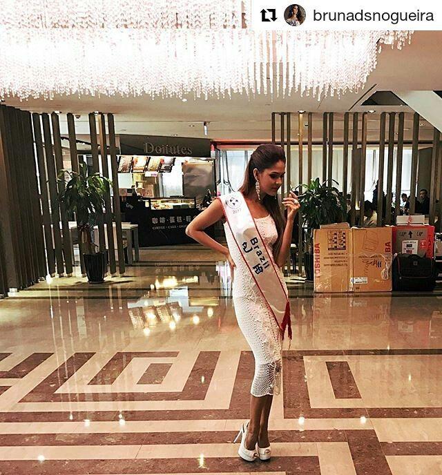 miss parana mundo 2017, bruna nogueira, queen of brilliancy brazil 2017, miss maringa universo 2017. Iavjarln
