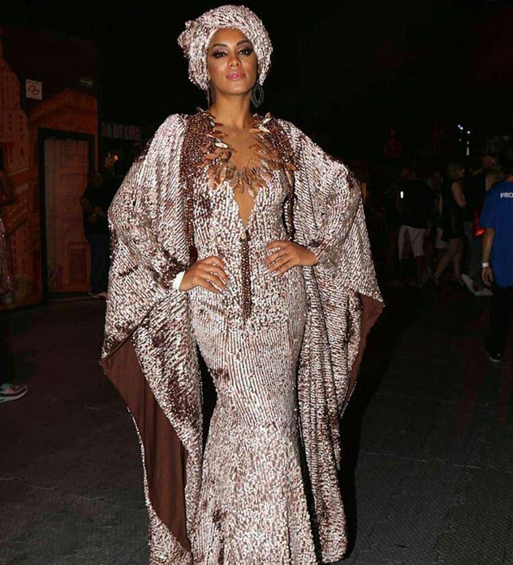 miss brasil universo 2016 durante o carnaval de 2017. 2dkf9h2d