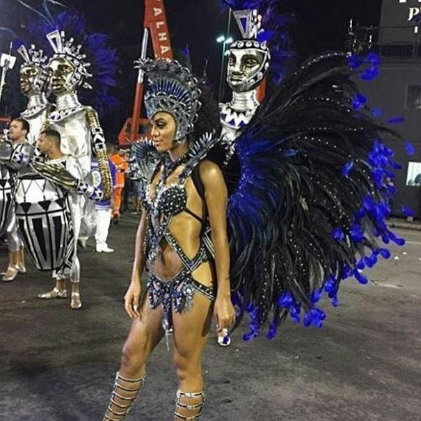miss brasil universo 2016 durante o carnaval de 2017. Ax226oo4