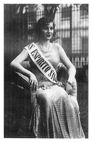 maria ferrari, miss espirito santo 1930. Gnhngrx3