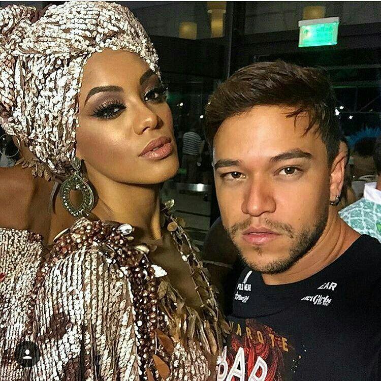 miss brasil universo 2016 durante o carnaval de 2017. Tk63ifq8