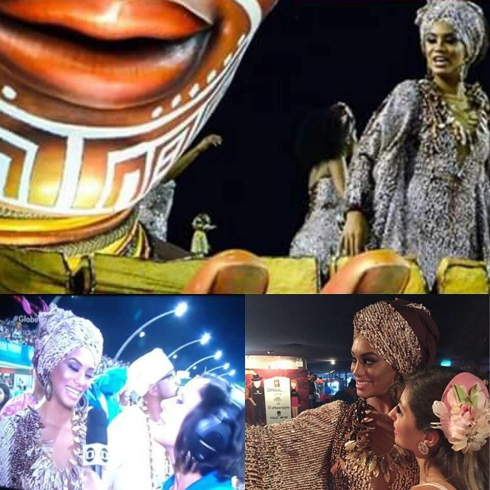 miss brasil universo 2016 durante o carnaval de 2017. Tw8lexo3