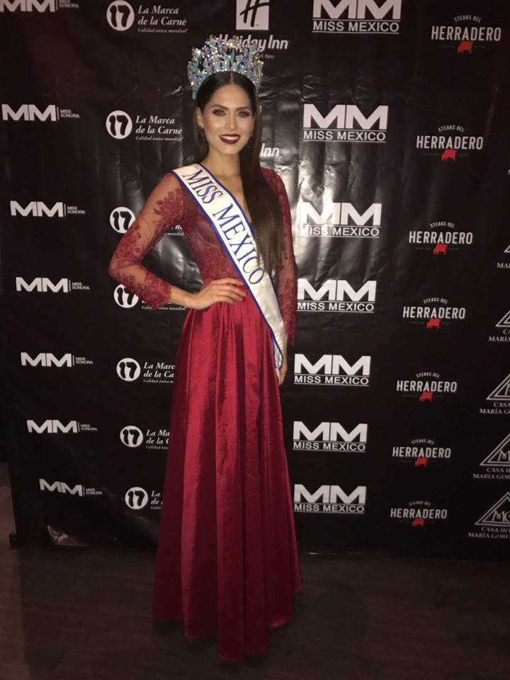 andrea meza, mexicana universal chihuahua 2020/1st runner-up de miss world 2017. - Página 2 Pez8owcj