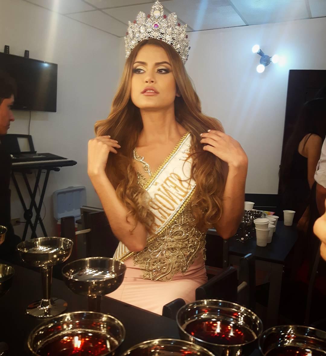 maritza contreras, miss grand venezuela 2017. (rumor) Hl3kjj2d