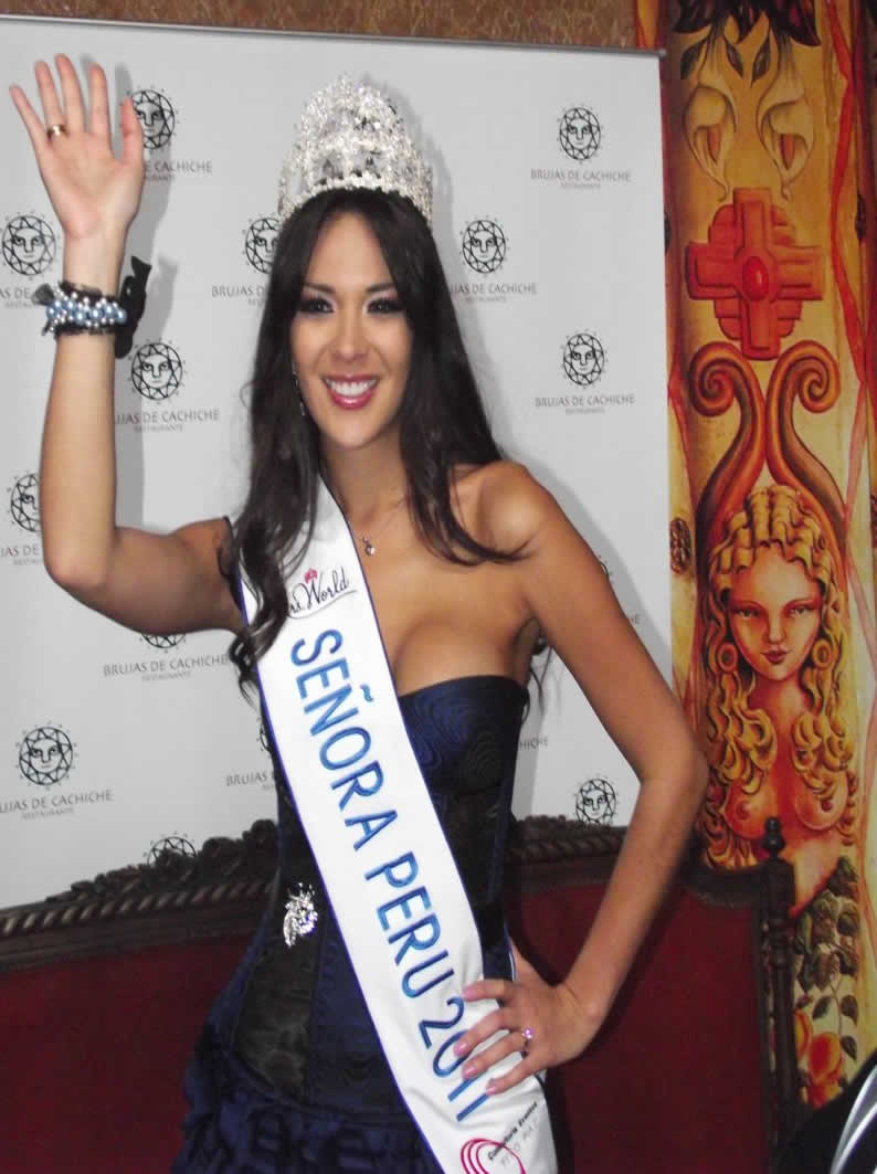 silvia cornejo, primera latina a ser miss tourism queen international 2008. - Página 2 Qg7m8bub