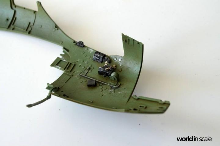 De Havilland Mosquito Fb. Mk VI - 1/32 by Tamiya Zymbr7de