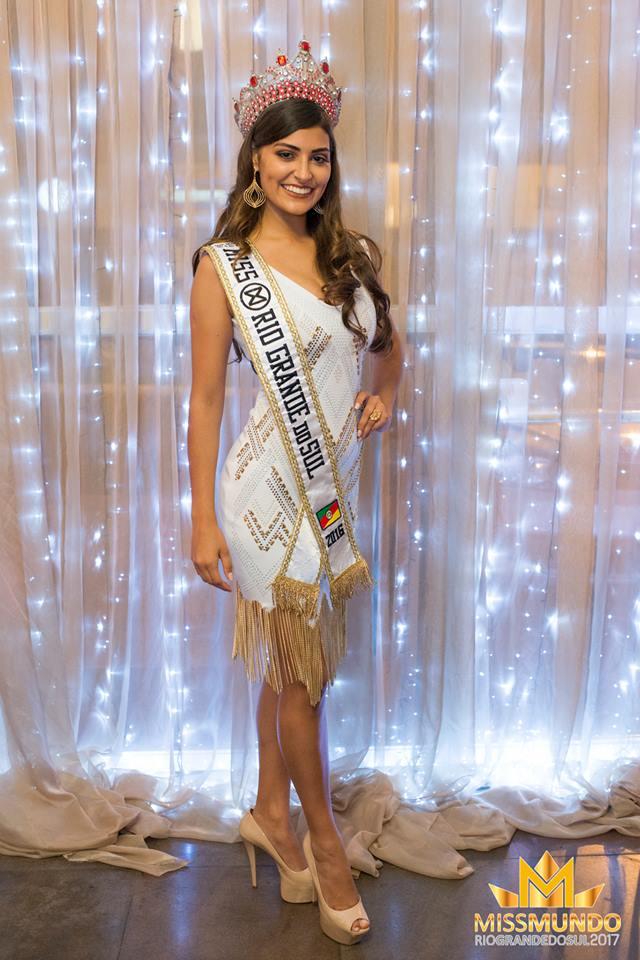caroline venturini, top 20 de miss grand international 2017. - Página 2 87cbkmlf