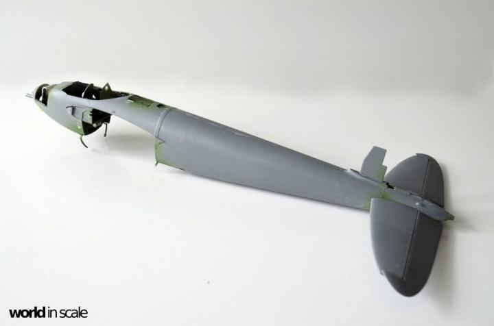 De Havilland Mosquito Fb. Mk VI - 1/32 by Tamiya 7x4f2qxm
