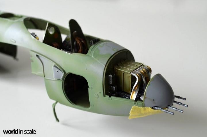 De Havilland Mosquito Fb. Mk VI - 1/32 by Tamiya Kmebioa2