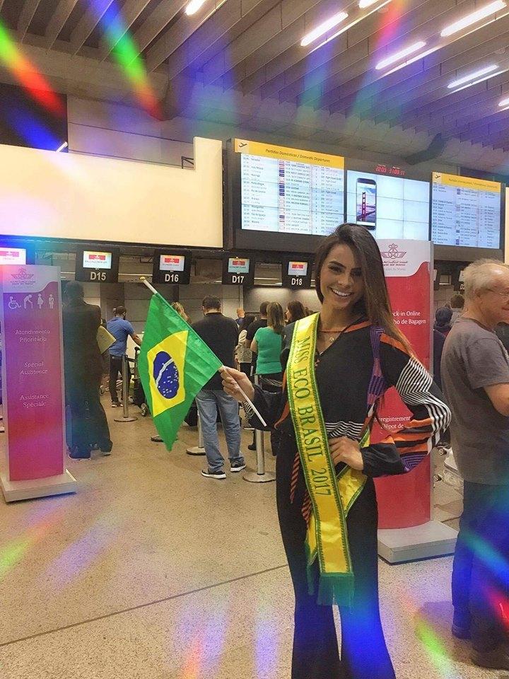 stephany pim, miss eco brasil 2017/top 3 de miss brasil universo 2017. Ddvijrwl