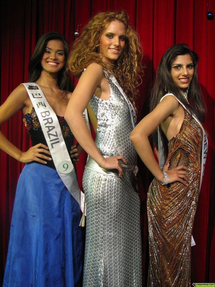 mariana bridi, top 6 de miss bikini international 2007, top 4 de face of the earth 2007. † 2rer2f75