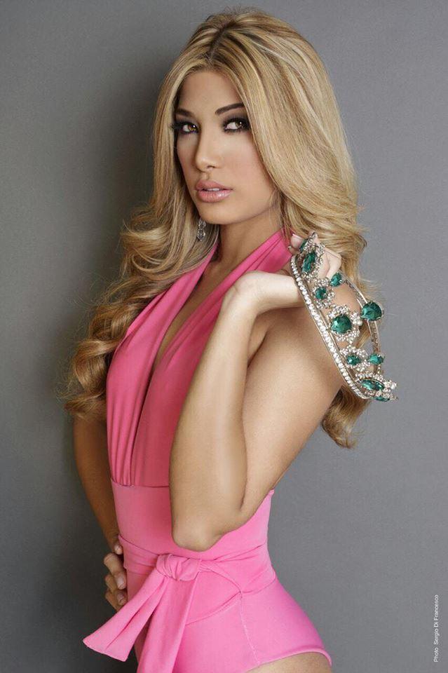 gabriela espana, miss eco venezuela 2017. 4zfqnvux