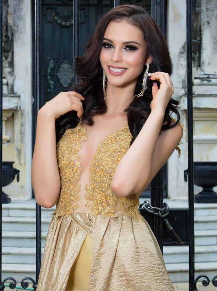 veronica salas, miss intercontinental 2017/top 20 de miss eco international 2017. 54ls82aa