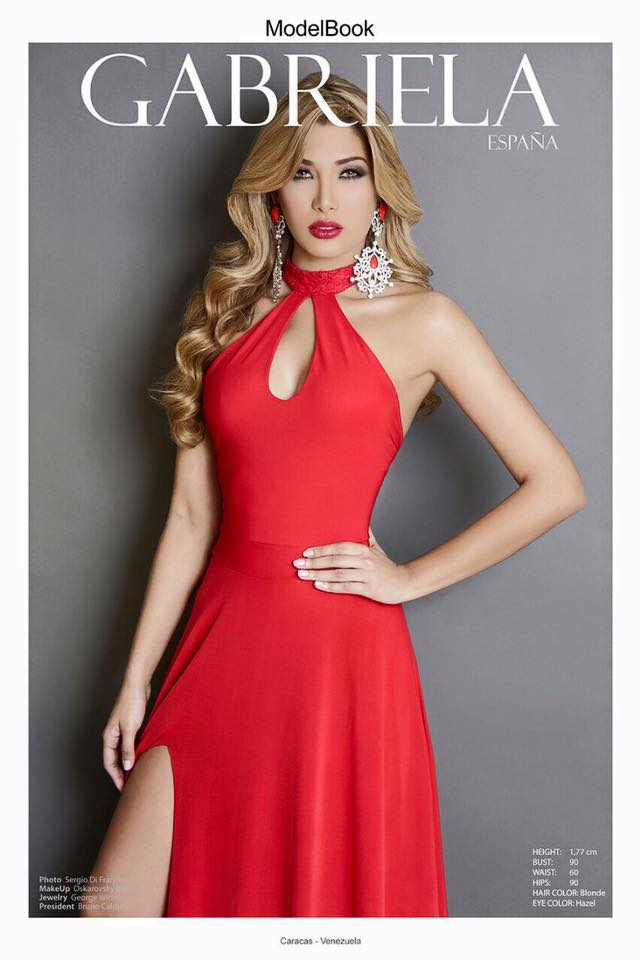 gabriela espana, miss eco venezuela 2017. 68erybpr